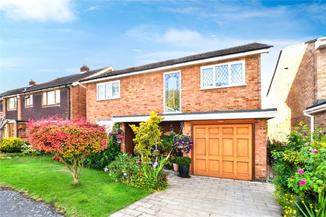 Thumbnail Detached house for sale in Parkway, Bexley, Kent