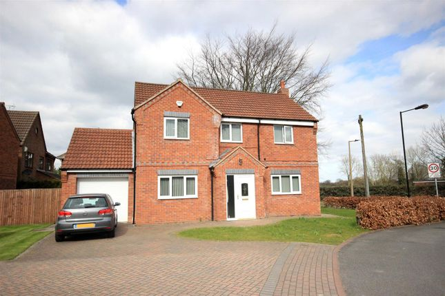 3 bed detached house for sale in Travis Close, Hatfield, Doncaster