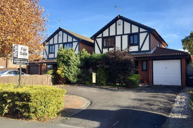 Thumbnail Detached house for sale in Arundel Drive, Poulton-Le-Fylde