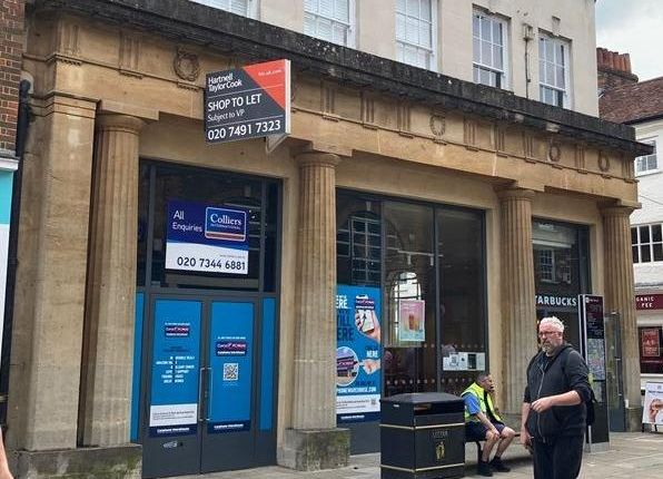 Thumbnail Retail premises to let in 2 Old Market House, High Street, Winchester