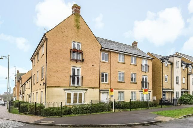 Thumbnail Flat for sale in Sedge Way, Carterton