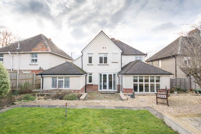 Thumbnail Detached house for sale in Castle Road, Salisbury