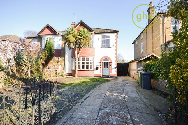 Thumbnail Semi-detached house to rent in Leyland Road, London