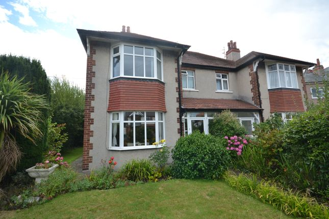 Thumbnail Semi-detached house for sale in Alexandra Road, Abergele