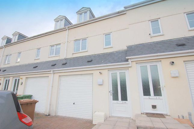 Front Elevation of Melville Terrace Lane, Ford, Plymouth PL2