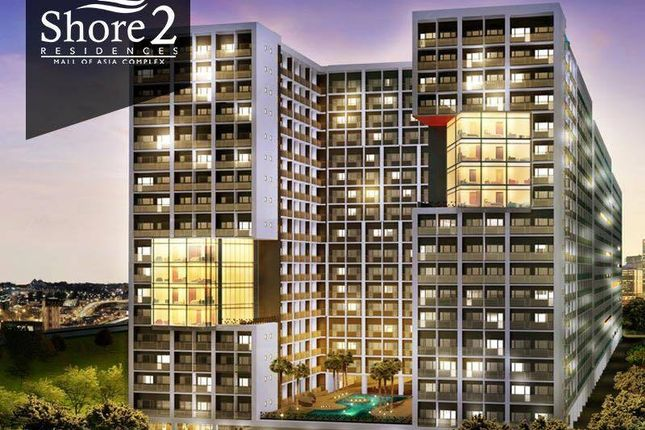 Thumbnail Apartment for sale in Mall Of Asia, Entertainment City, Manila