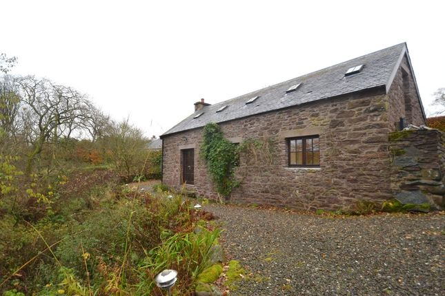 Thumbnail Barn conversion to rent in Braco, Dunblane