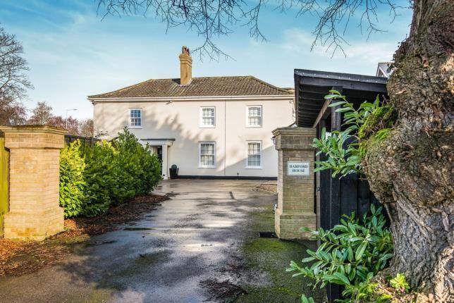 Thumbnail Flat for sale in Norwich, Norfolk