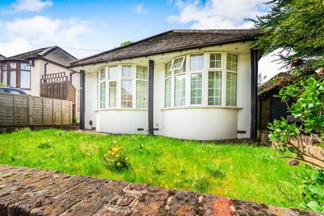 Thumbnail Bungalow for sale in Constitution Rise, Shooter's Hill, London
