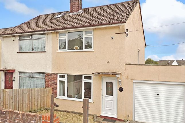Semi-detached house for sale in Fairlyn Drive, Kingswood, Bristol