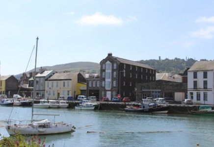 Thumbnail Flat for sale in Ramsey, Isle Of Man