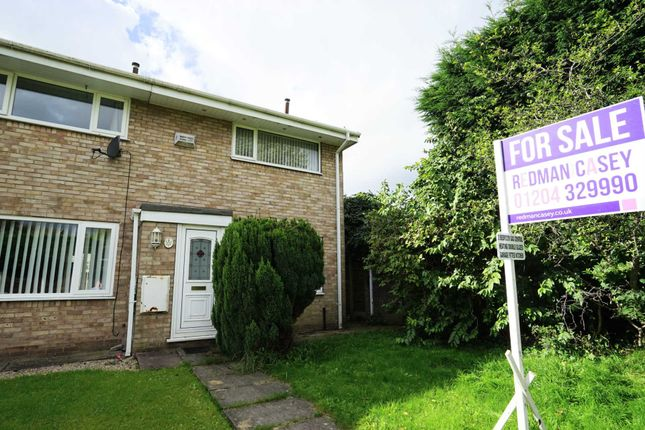 Thumbnail Town house for sale in Greenwalk, Blackrod, Bolton
