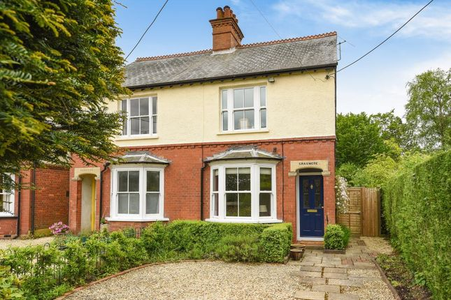 2 bed semi-detached house for sale in Hyde Heath, Buckinghamshire