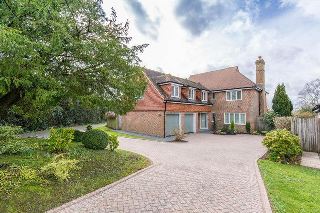 Thumbnail Detached house for sale in Longbury, Uckfield