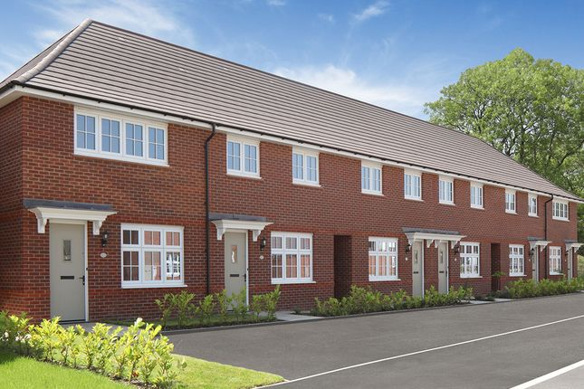 "Thumbnail End terrace house for sale in ""Ledbury"" at Mill Lane, Hauxton, Cambridge"