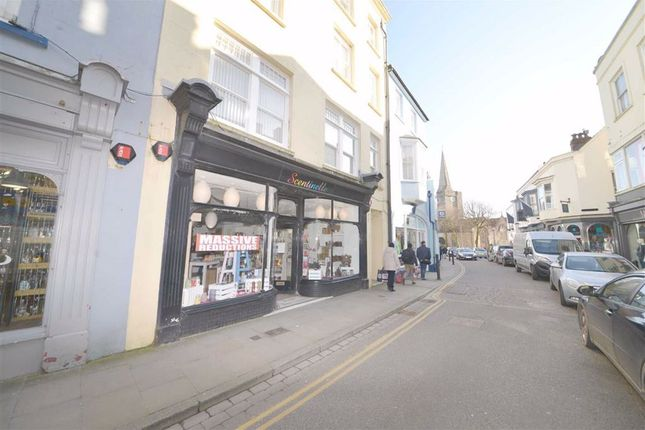 Commercial property for sale in High Street, Tenby, Dyfed