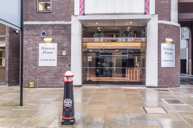 Thumbnail Office to let in Dawson House, 5 Jewry Street, London