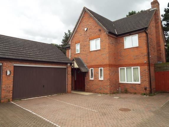 Thumbnail Detached house for sale in Sycamore Crescent, Erdington, Birmingham, West Midlands