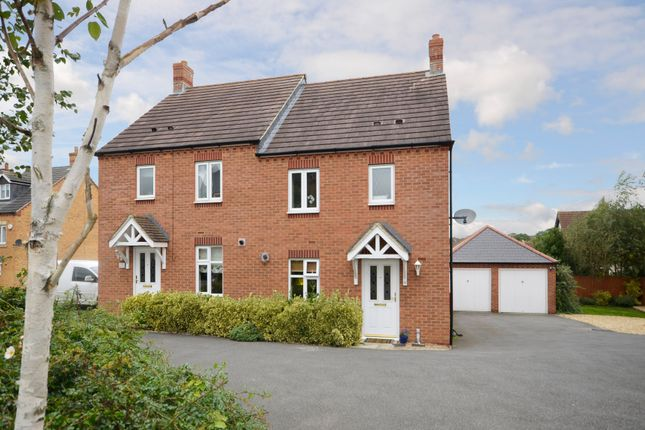 Thumbnail Semi-detached house for sale in Glovers Lane, Raunds