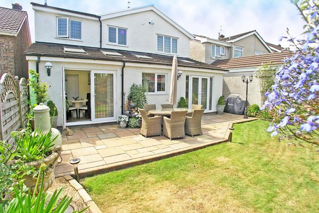 Thumbnail Detached house for sale in Sycamore Tree Close, Radyr, Cardiff