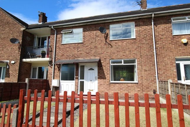 Thumbnail Terraced house to rent in Goyt Valley Road, Bredbury, Stockport