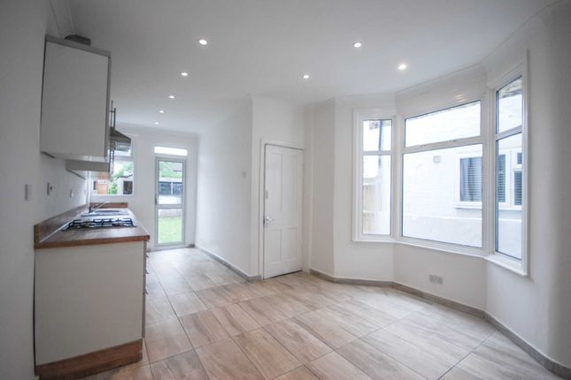 Thumbnail Terraced house for sale in Alexandra Road, London