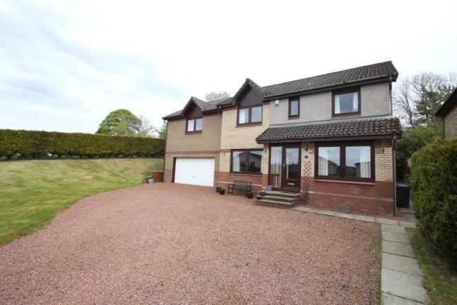 Thumbnail Detached house for sale in Mayfield Drive, Howwood, Renfrewshire