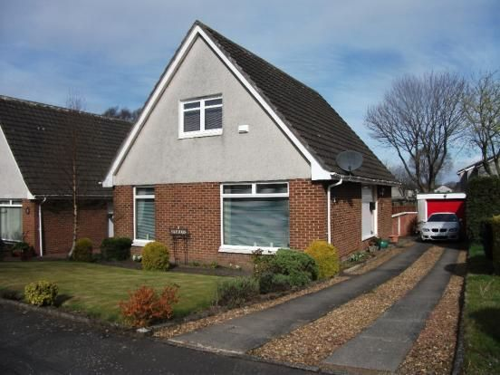 Thumbnail Detached house for sale in Golfview Drive, Coatbridge