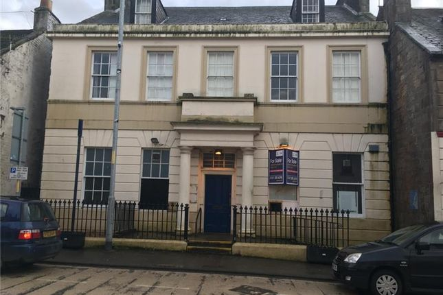 Thumbnail Retail premises for sale in Bank House, 26, High Street, Sanquhar, Dumfries & Galloway, UK