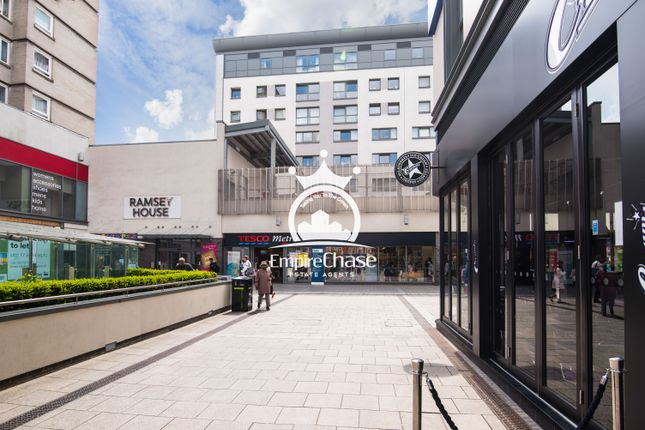 Thumbnail Flat for sale in Ramsey House, Central Square, High Road, Wembley