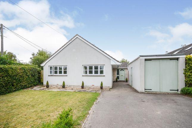 Thumbnail Detached bungalow for sale in Oaktree Close, Wareham