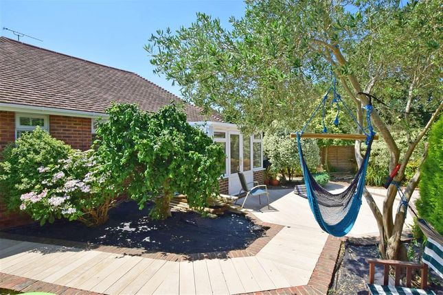 Thumbnail Bungalow for sale in Priory Road, Rustington, West Sussex