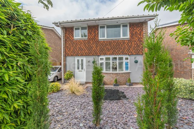 Thumbnail Detached house for sale in Alder Close, New Inn, Pontypool