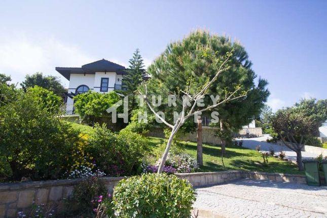 Detached Traditional Style Villa - Manavgat - Mature Gardens