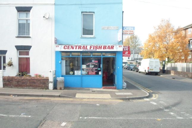 Thumbnail Restaurant/cafe for sale in Britton Street, Gillingham