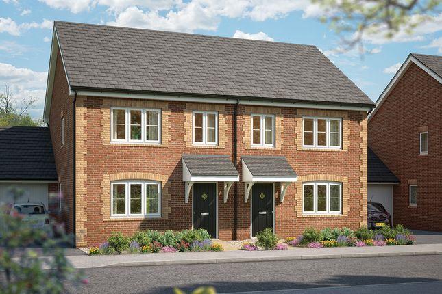 "3 bed semi-detached house for sale in ""The Hazel"" at Lower Road, Stalbridge, Sturminster Newton DT10"