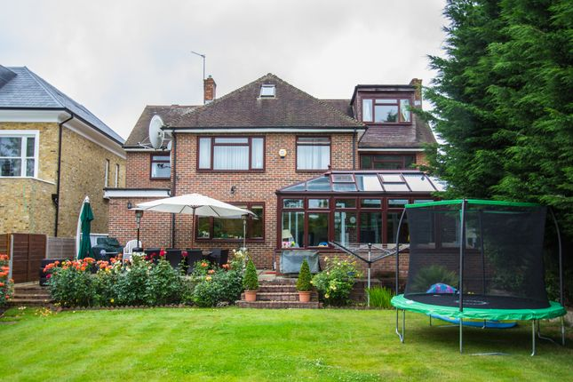 Thumbnail Detached house for sale in Park View Road, Ealing Broadway