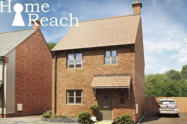 Thumbnail Semi-detached house for sale in The Abbey, Harcourt Gardens, Wistow Road, Kibworth