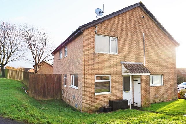 Thumbnail Property to rent in Hazeldene Avenue, Brackla, Bridgend, Bridgend County.