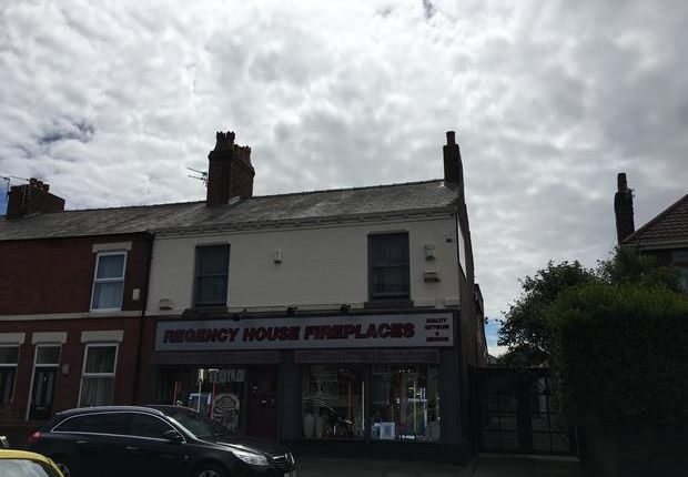 Thumbnail Retail premises for sale in 108-110 Parr Stocks Road, St. Helens, Merseyside