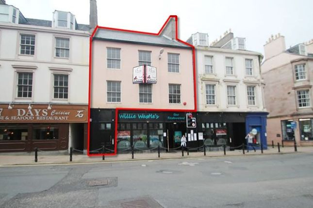 Thumbnail Commercial property for sale in 18, New Bridge Street, Ayr Town Centre KA71Jx