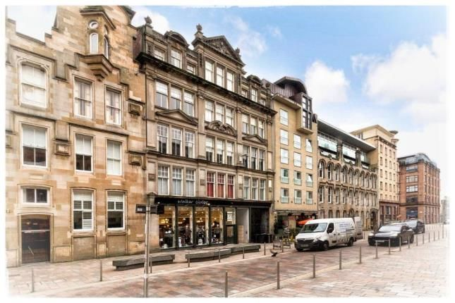 Thumbnail Flat for sale in Brunswick Street, Merchant City, Glasgow