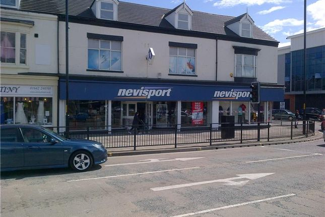 Thumbnail Commercial property to let in Newport Road, Middlesbrough