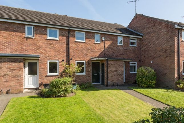 Thumbnail 2 bed terraced house for sale in Daysfoot Court, York