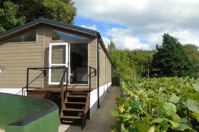 Thumbnail Mobile/park home for sale in Wyelands Park, Lower Lydbrook, Lydbrook