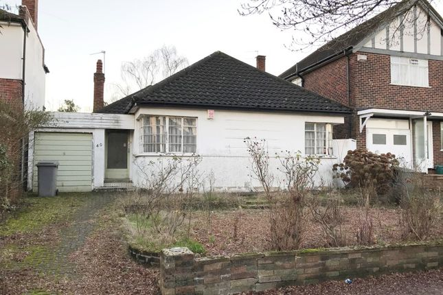 Thumbnail Bungalow for sale in Ebrington Road, Harrow, Middlesex