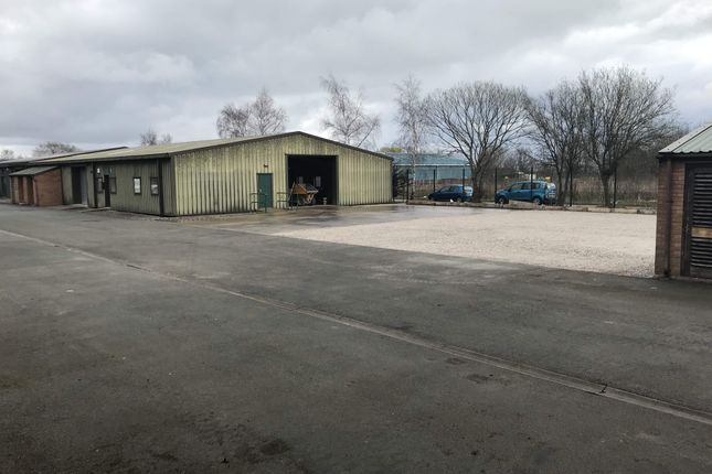 Thumbnail Light industrial to let in Unit 3 Vauxhall Court, Ruabon, Wrexham