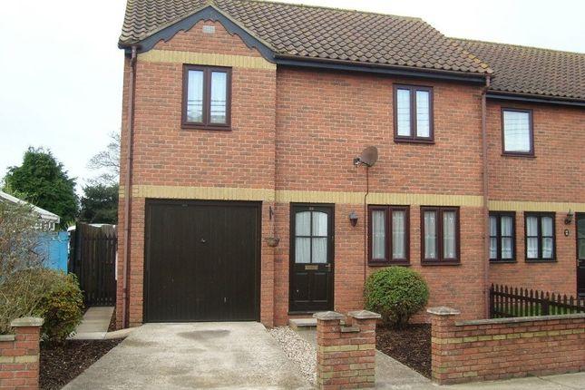 Thumbnail Semi-detached house to rent in Crown Street, Leiston