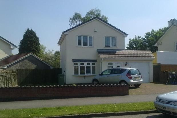 Thumbnail Detached house to rent in Fallowfield Road, Solihull