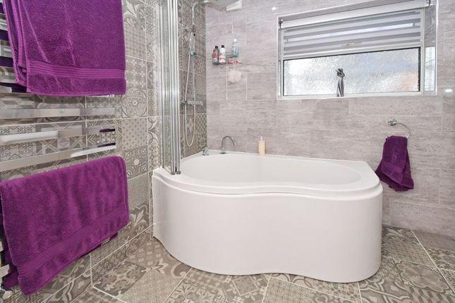 Bathroom of Derwent Crescent, Kidsgrove, Stoke-On-Trent ST7